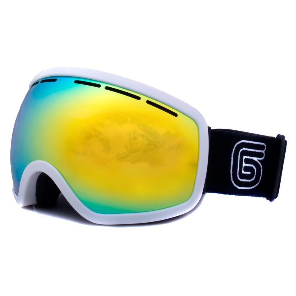 3a06ebddeb4 MTN Whiteout Goggle with Goldrush Anti-Fog Lens