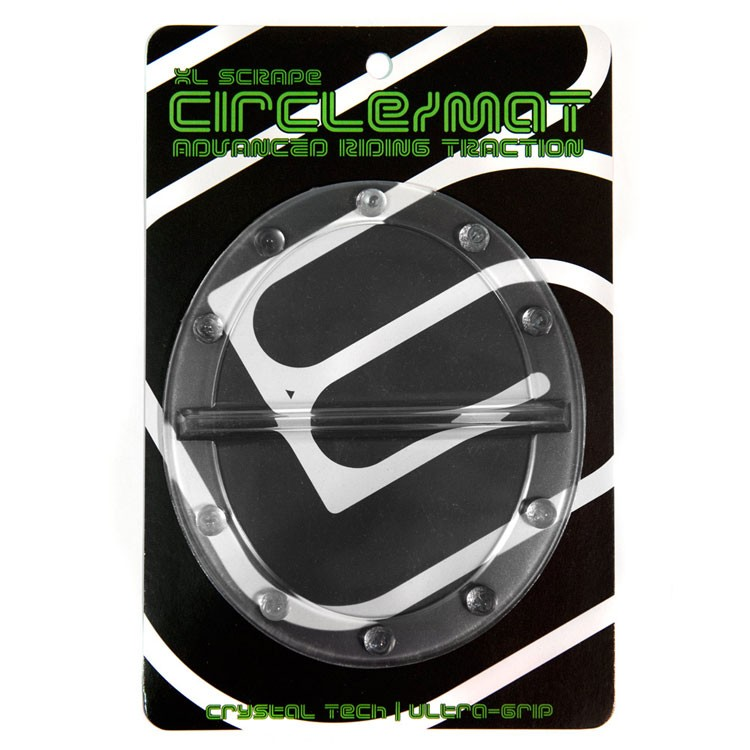 Grayne Circle Stomp Pad