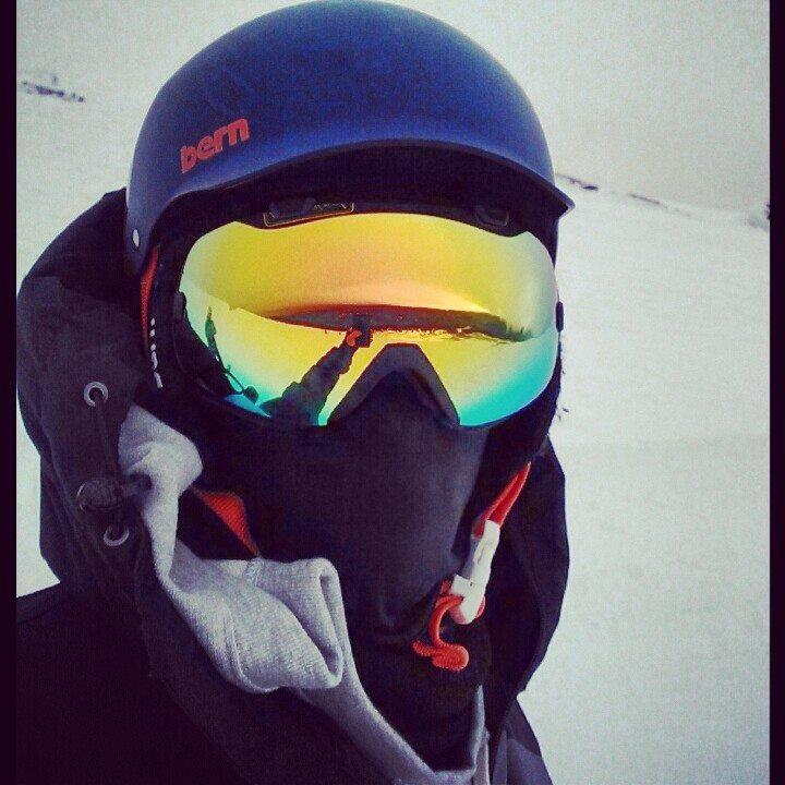 Grayne Selfie