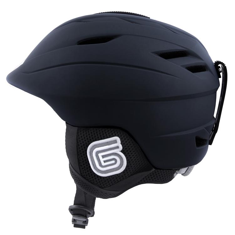 Black MTN Helmet