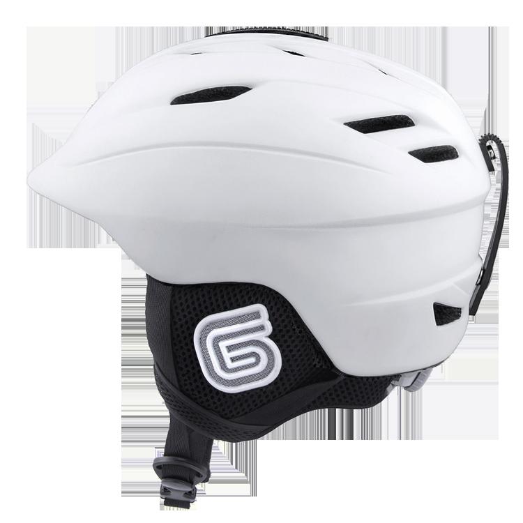 Grayne White MTN Helmet