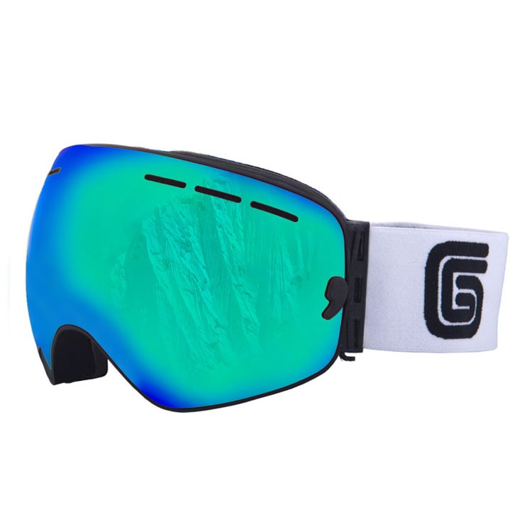 Grayne Canyon Whiteout goggle with Icefall Lens