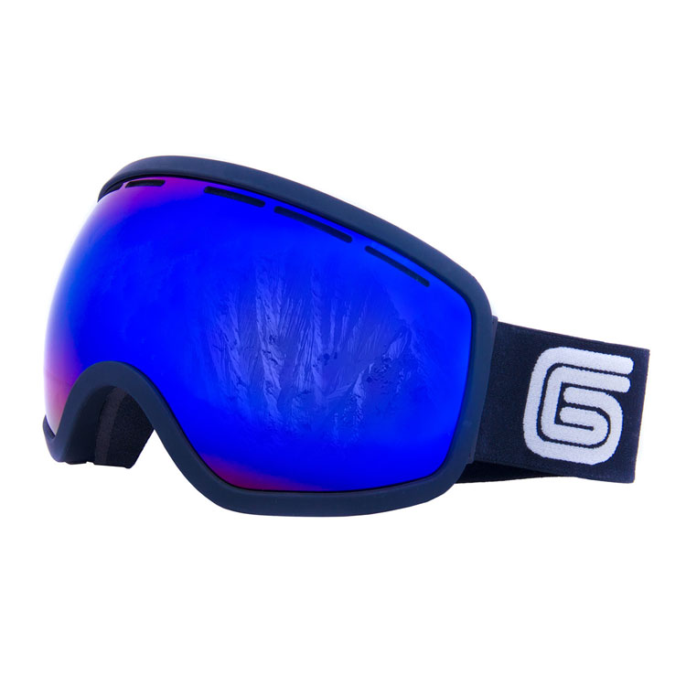 MTN Blackout goggle with Eldorado Anti-fog Lens