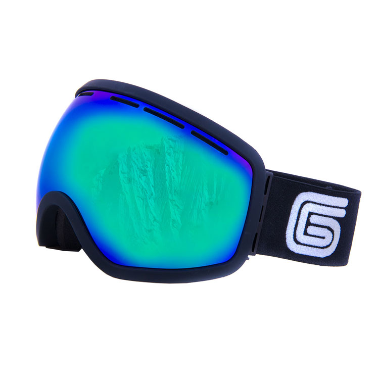 Grayne MTN Blackout Goggle With Icefall Lens