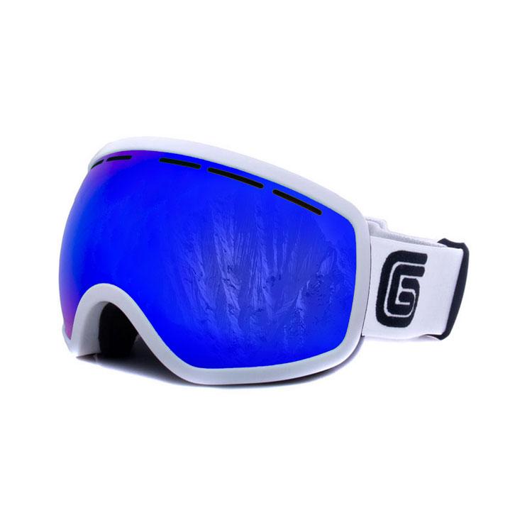 MTN Whiteout Goggle With Eldorado Lens